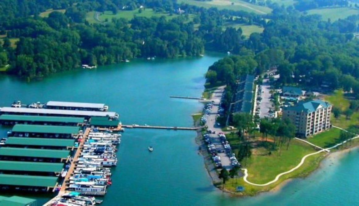 Aerial photo boat show 0