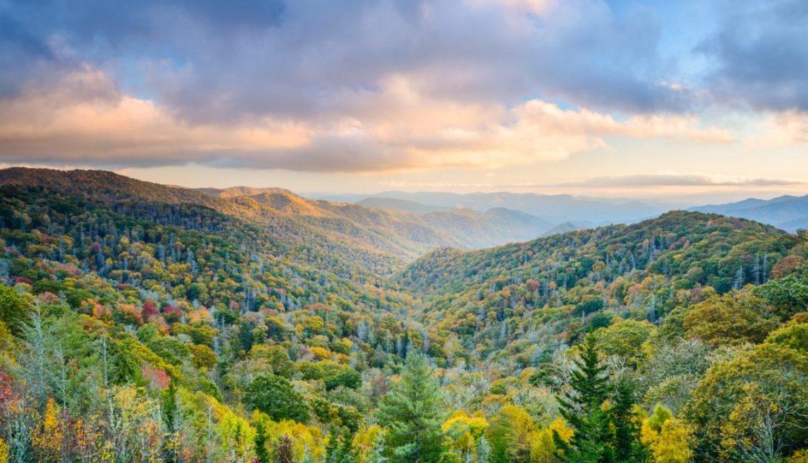 Smoky Mountains in Autumn