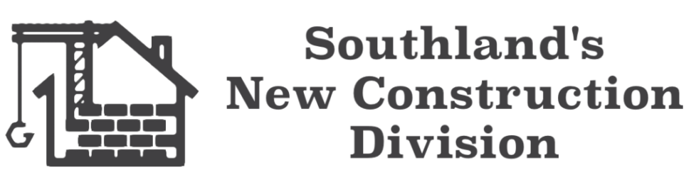 NEW CONSTRUCTION Division LOGO